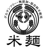 米麺ロゴマーク