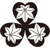 三つ心に地抜き楓